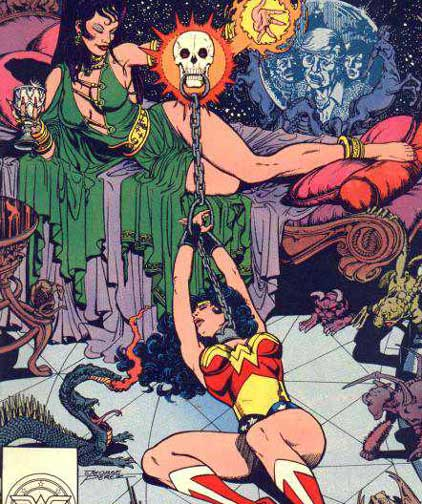 Domination dc comics