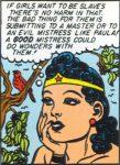 Wonder Woman - Good Mistress