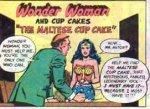 Wonder Woman - The Maltese Cupcake
